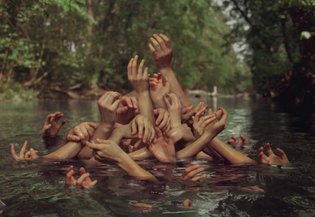 """""""Sin título"""" (2013), fotografía de Kyle Thompson."""